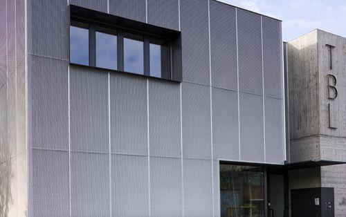 OpenBau, Filippo Landini — Ristrutturazione ed ampliamento di edificio industriale