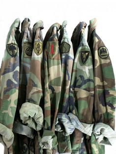 Just ordeted this. Vintage Army Jacket Military Issued Button Down Camo Shirt Jacket IN YOUR SIZE