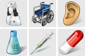 Vista Medical #icons by Lokas Software