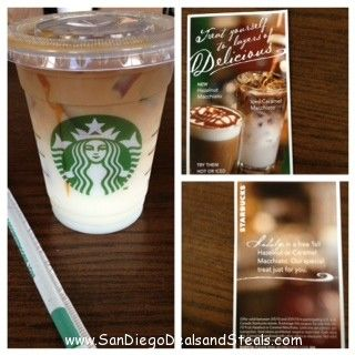 240 best starbucks coupon promo codes images on pinterest indulge in a free hazelnut macchiato at your local starbucks with this free coupon get fandeluxe Gallery