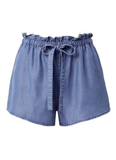 Womens Shorts | Tencel Short | Seed Heritage