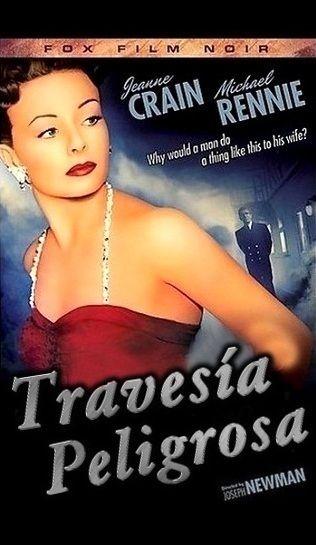 Dangerous Crossing (Travesia Peligrosa, 1953)