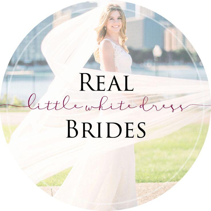 Real Little White Dress Bridal Shop Brides