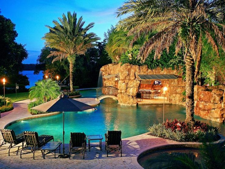 9 best amazing home swimming pools images on pinterest - Best home swimming pools ...