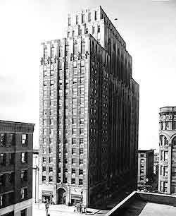 Exchange Building, 1929.
