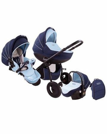TUTIS Коляска ZIPPY SPORT PLUS 3 в 1 автокресло+ короб+прогулка  — 28100р.  Коляска 3 в 1 Zippy Sport Plus  – это целая транспортная система, которая предусмотрена для обеспечения максимального комфорта для ребенка.  ОСОБЕННОСТИ КОЛЯСКИ:  1.Модный дизайн, интересная расцветка 2.Практичная ткань для чехлов имеет антибактериальную пропитку. Она прочная и легко стирается  3.Коляска соответствует европейским стандартам качества 4.Отличная комплектация: шасси, автолюлька, прогулочный блок…