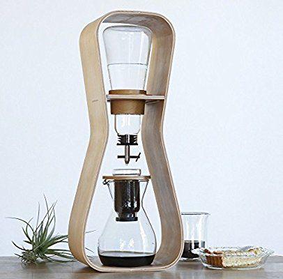iwaki SNOWTOP ウォータードリップ コーヒーサーバー 「Uhuru」 440ml K8635-M