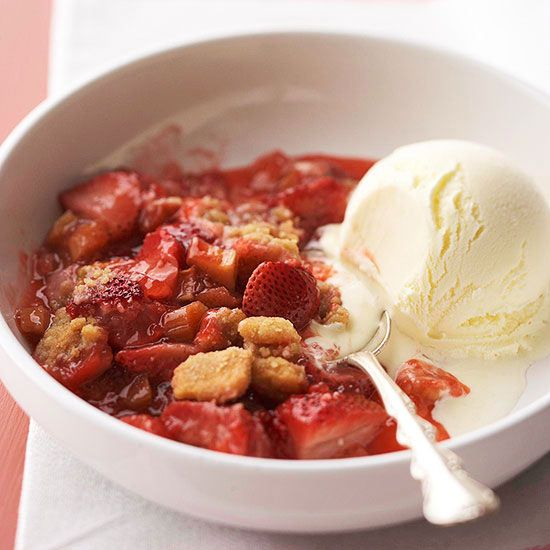 Springtime is rhubarb time! Fans of rhubarb adore how it brings the tart factor to seasonal sweet-tart desserts. Whether you're making rhubarb crisp, rhubarb pie, rhubarb jam, rhubarb cobbler, or any number of rhubarb recipes