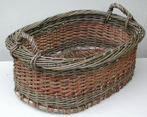Hilary Burns basketmaker