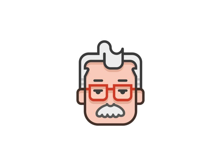 We're working on something incredibly exciting lately, yes it has something to do with this nifty grampa. How would you describe him?Stay tuned.