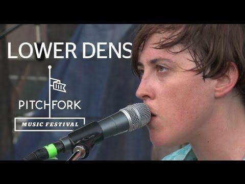 Lower Dens - I Get Nervous (live @ Pitchfork Music Festival 2012)