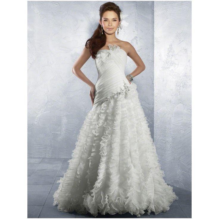 51 best Vestidos de noiva | Wedding Dresses: Alfred Angelo images on ...