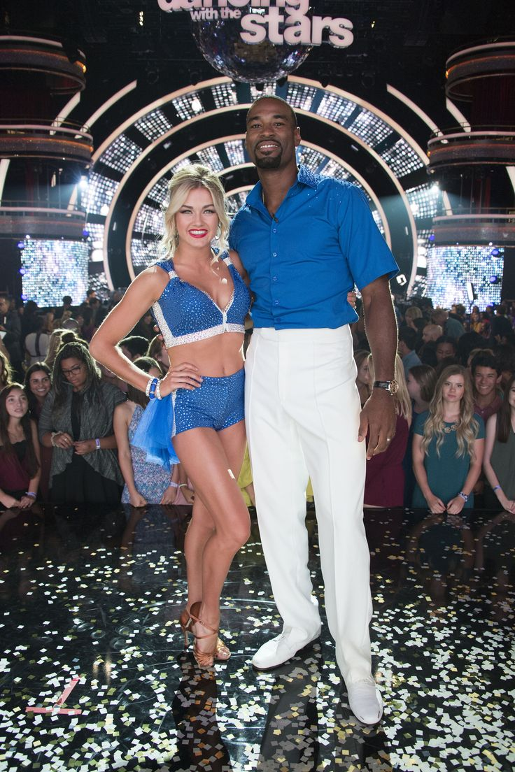 DANCING WITH THE STARS - 'Episode 2301' - 'Dancing with the Stars' is back with its most dynamic cast yet and ready to hit the ballroom floor. The competition begins with the two-hour season premiere, live, MONDAY, SEPTEMBER 12 (8:00-10:01 p.m. EDT), on the ABC Television Network. (Eric McCandless/ABC via Getty Images)LINDSAY ARNOLD, CALVIN JOHNSON JR. via @AOL_Lifestyle Read more…