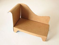 furniture for dollhouse. thinking outside the box 37 uses for cardboard containers miniature furnituredollhouse furnituredoll furniturecardboard furniture dollhouse