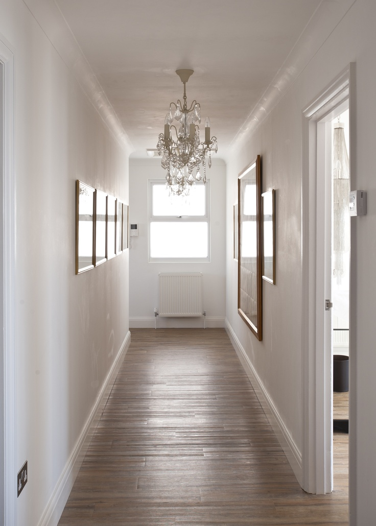 Narrow Foyer Chandeliers : Best hallways images on pinterest wall of mirrors