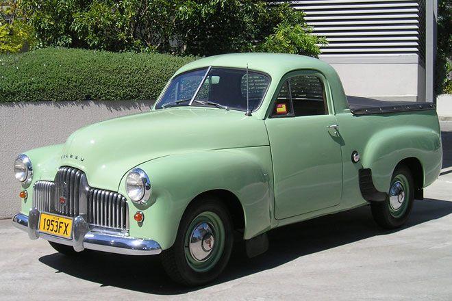 Holden '48-215' FX Utility