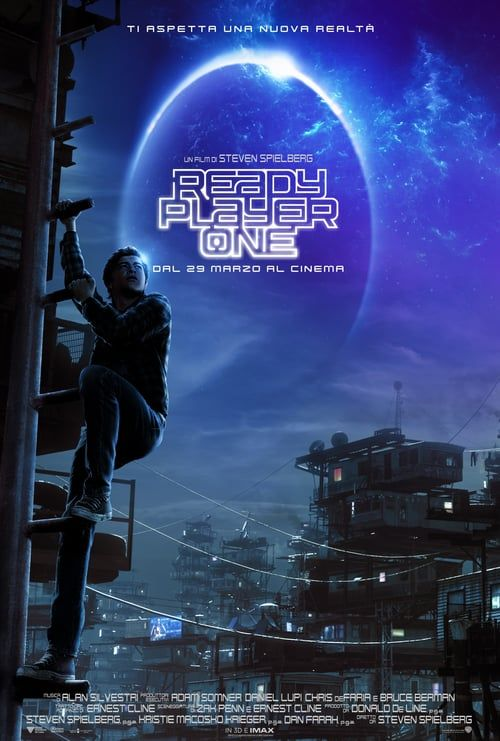 Megashare~Watch Ready Player One FuLL-MoViE [ONLINE] HD [2018