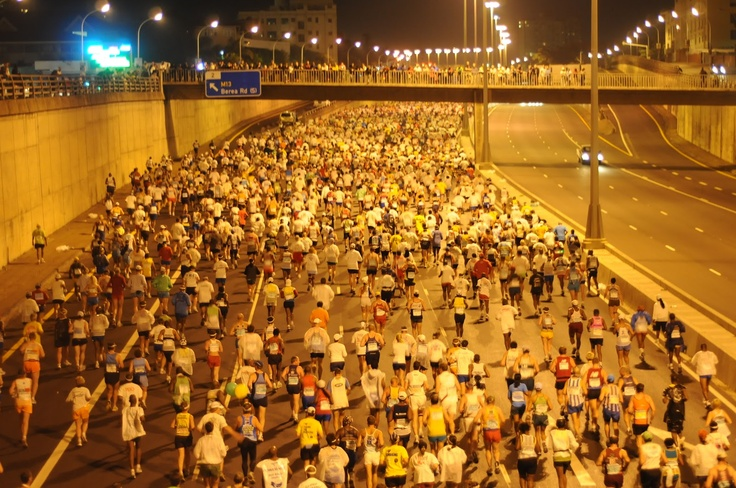 In 2010 the Comrades Marathon set a new Guinness World Record as an ultramarathon over 80 km (50miles) with the most number of finishers