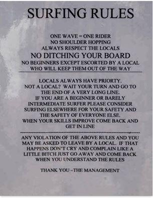 Как научиться серфингу дома