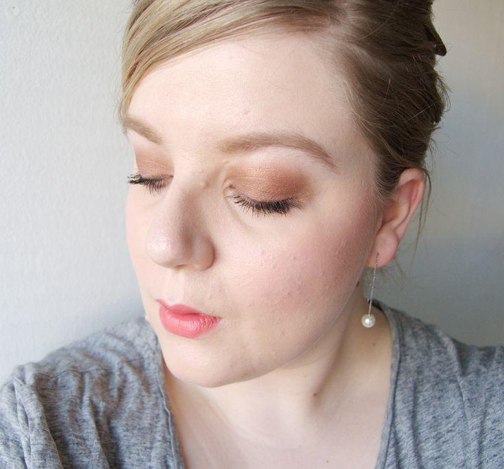 peach lipstick -http://www.liseemilia.com/