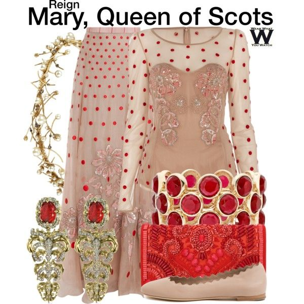 71 best reign images on pinterest queen mary reign for Mary queen of scots replica jewelry