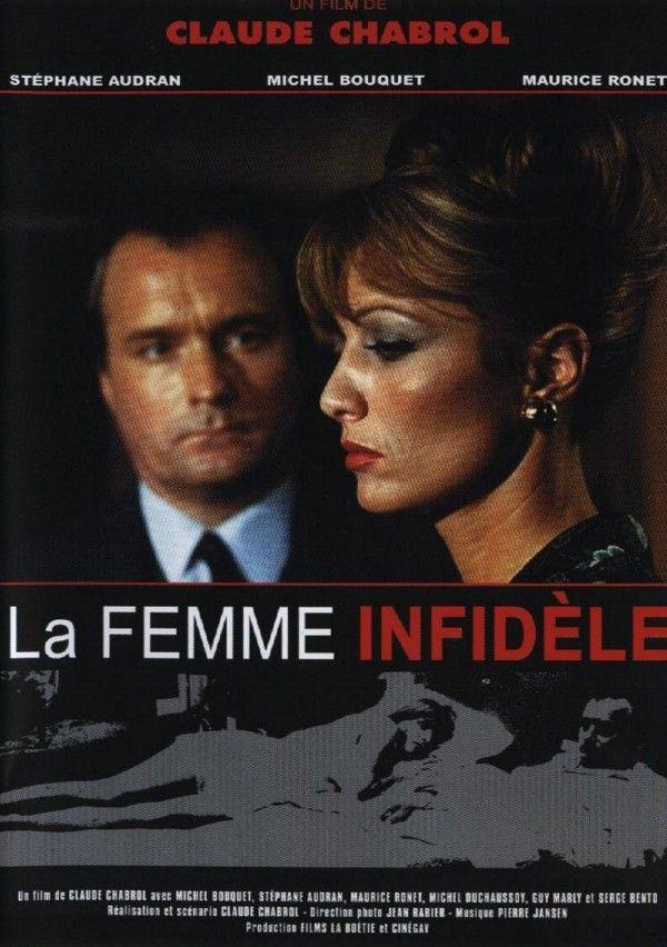 Affiche du film La Femme infidèle                                                                                                                                                                                 Plus