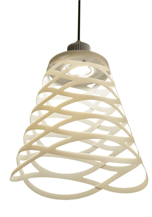 Sliced Cone - Our award winning products are available for you to customize to your specific requirements, using our interactive product builder tool. #Lighting #Fixtures #Design #InteriorDesign #Barbican #CustomLighting