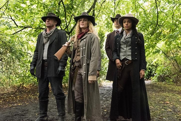 Legends of Tomorrow - Episode 2.06 - Outlaw Country - Promos, Promotional Photos & Press Release