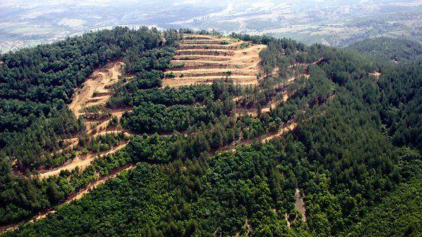 Πυρφόρος Έλλην: Ο λόφος Αντά Τεπέ (Βουλγαρία) και τα μυστικά των α...