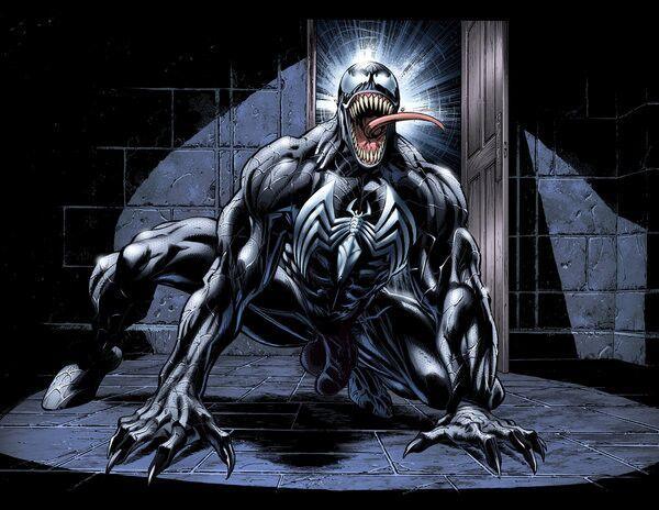 Venom comics, Spiderman, Spiderman 3