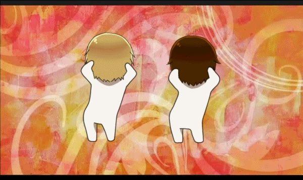 ArgChi Dance (?) by Gilbear44