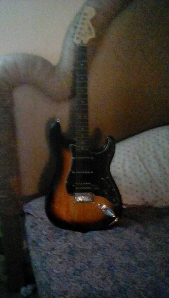 Fender Electric Guitar #Fender