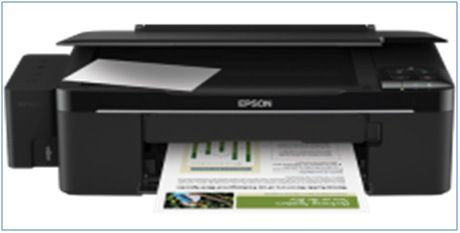Printer Multifungsi Epson L200