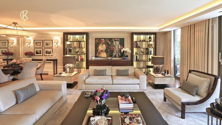 K.T.K.EVİ / LİST İSTİNYE / 2014 | Kerim Çarmıklı İç Mimarlık Ofisi | İç Mimari Proje#home#interior design
