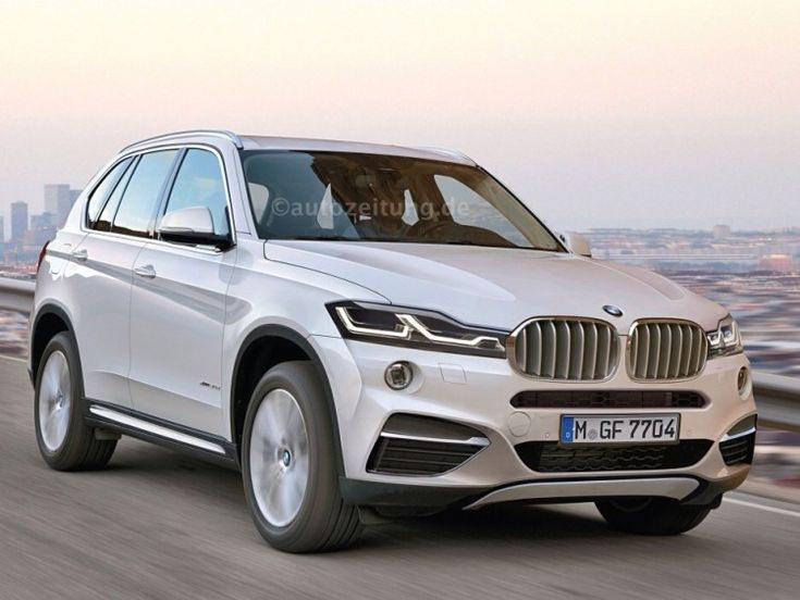 2017 BMW X3 Rendering & Info