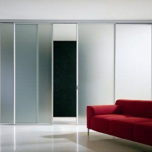 Sliding Door Glass Panels