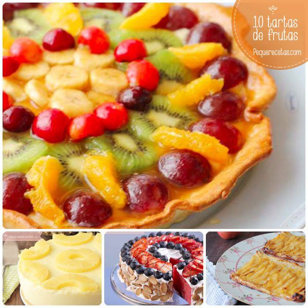 93 best recetas de frutas images on pinterest apple - Pequerecetas postres ...