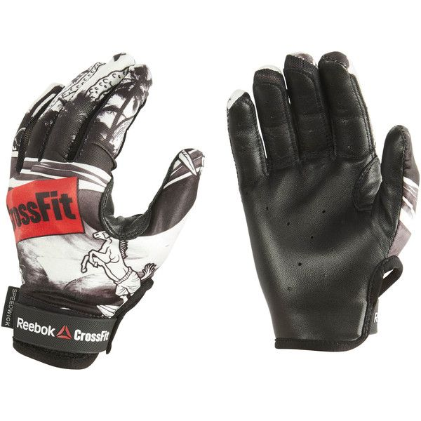 Reebok CrossFit Competition Gloves (195 BRL) ❤ liked on Polyvore featuring accessories and reebok