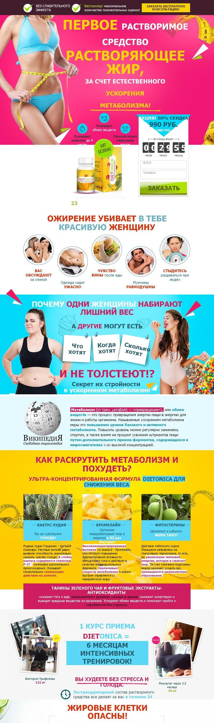 Средство для похудения эффективное 2017