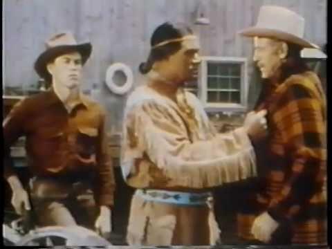 BARRAGEM MALDITA - filme de faroeste/western com Roy Rogers