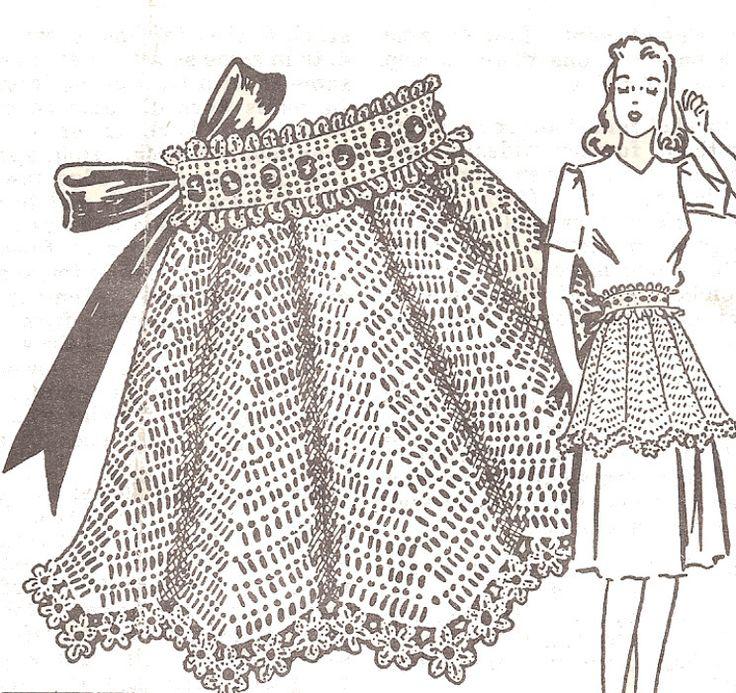426 Best Vintage Crochet Images On Pinterest Crochet Blankets