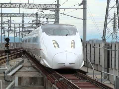 九州新幹線公式テーマ曲 風は南から by向谷実
