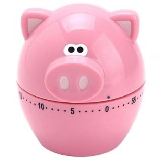 MSC International Piggy Timer http://www.redcoon.pl/B411446-MSC-International-MS-78039-Piggy_Pomoce-kuchenne