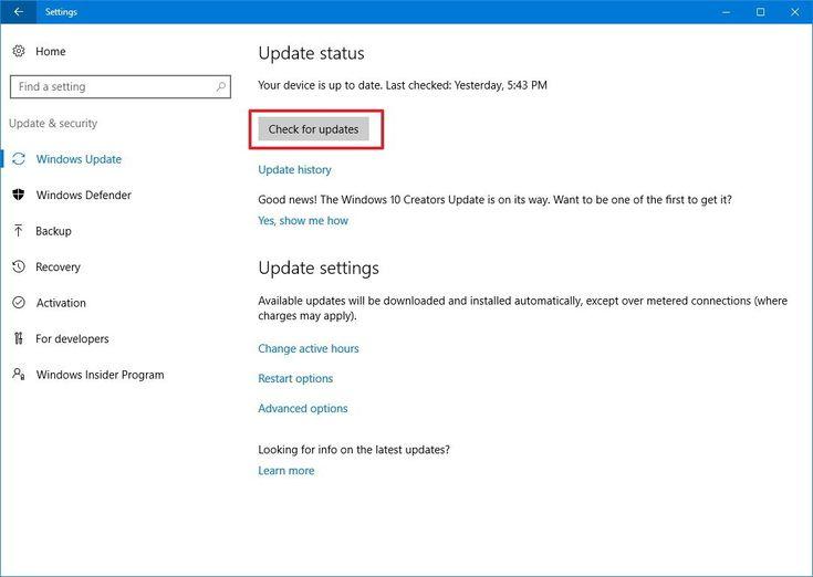 Microsoft, geçtiğimiz aylardaWindows 10 Creators Update sürümünü duyurmuştu.Windows 10 Creators güncellemesi, isminden de anlaşılacağı gibi tasarımcılar açıdan bir takım yenilikleri beraberinde getirecek. 11 Nisan tarihinde resmen yayınlanacak olan Windows 10 Creators Update'ı nasıl...   http://havari.co/windows-10-creators-update-nasil-yuklenir/