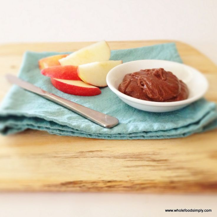 Nut Free Chocolate Spread. So quick and delicious!  Free from gluten, grains, dairy, eggs and refined sugar.  Enjoy!