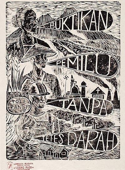 Posters by Taring Padi | IISH