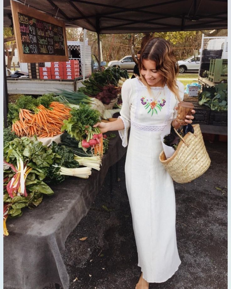 "523 Likes, 5 Comments - Sarah Humphrey (@chasing__unicorns) on Instagram: ""Market morning with little local goddess @anita_ghise in the Amelia dress """