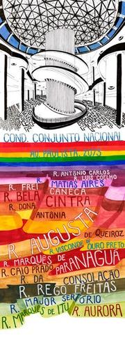 CONJUNTO NACIONAL POR CARLA CAFF