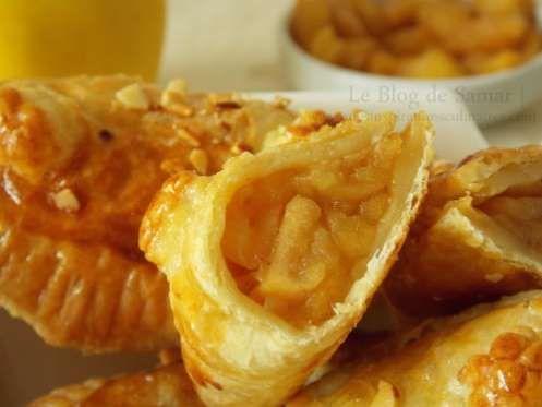 Chaussons são pasteis franceses e são tradicionais e deliciosos. Você vai precisar de uma massa folh... - Receitas sem Fronteiras