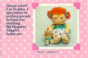 Hugga Bunch :: Plush [Ghost Of The Doll]